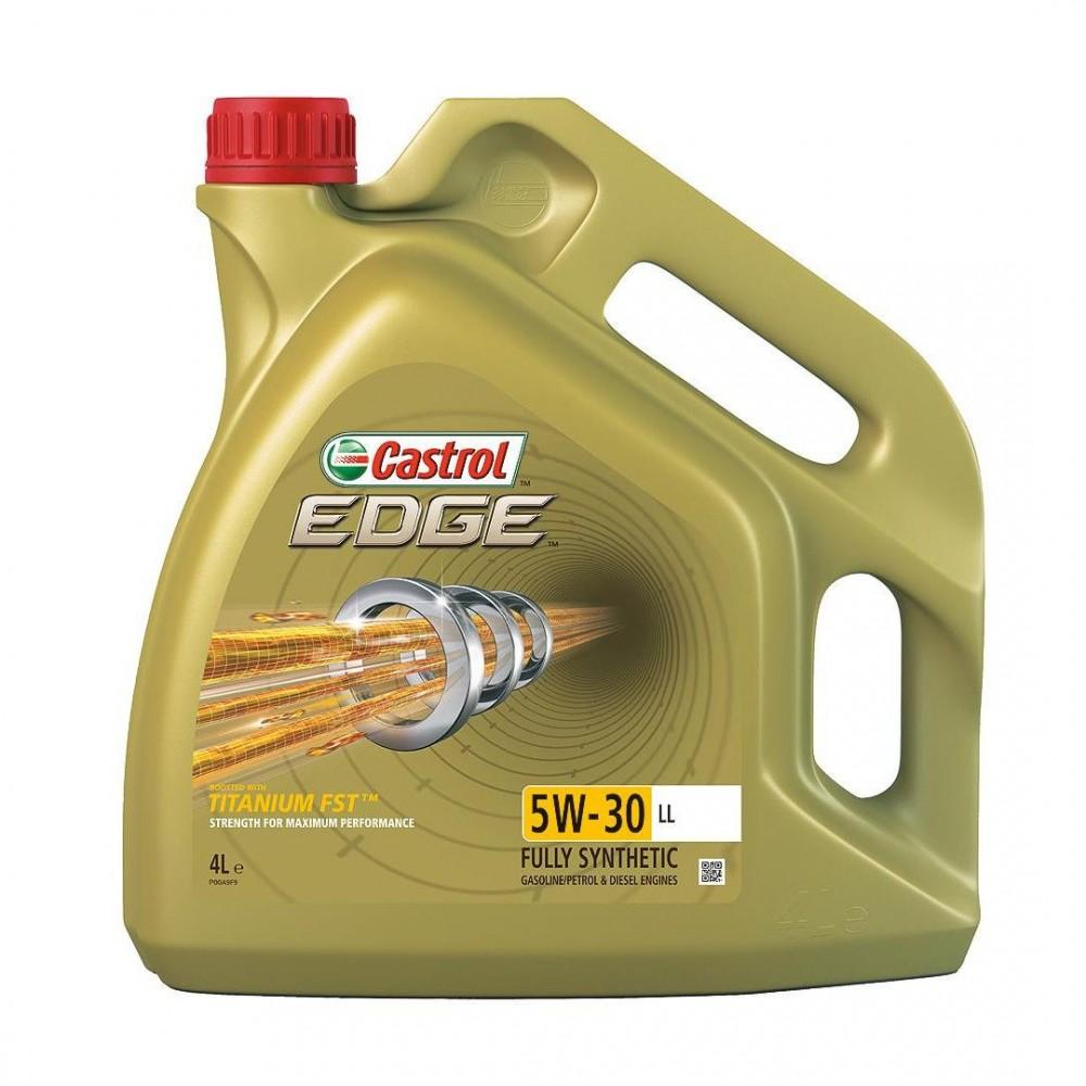 Edge Titanium 5w30 LL FST 4L