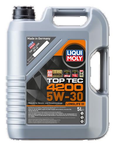 ULEI TOP TEC 4200 5W30 / 5L (3707,2693)